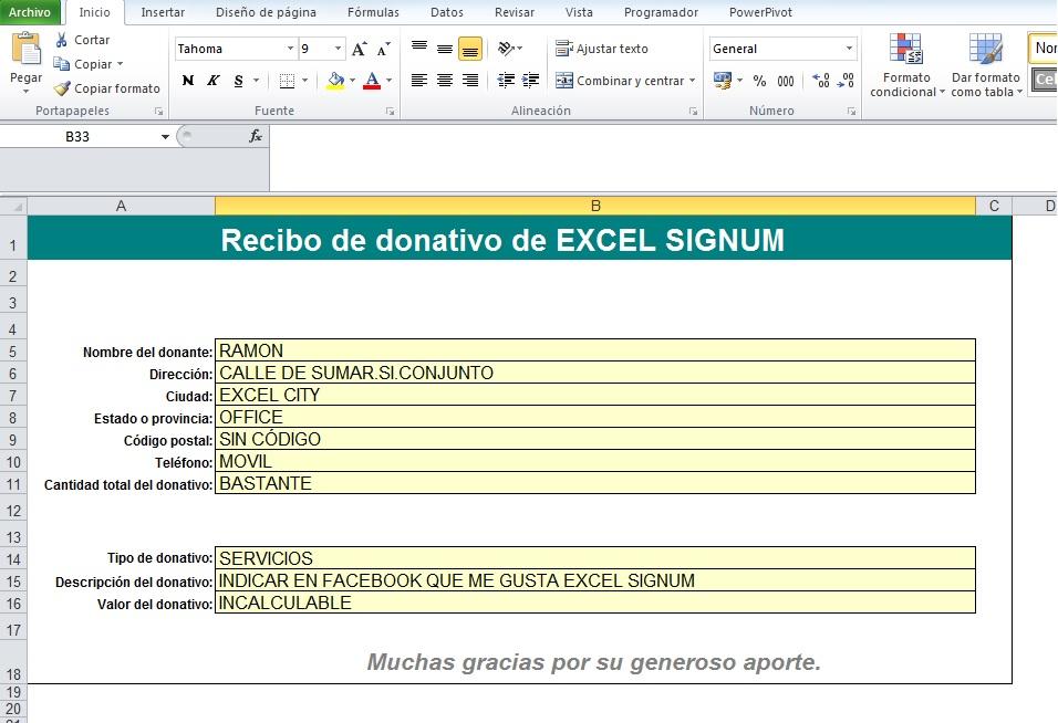 Consolidar informaci n de varios archivos en una hoja for Recibo nomina excel gratis
