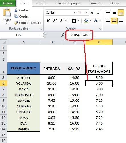 Tiempo transcurrido entre horas y calculo de euros por - Tiempo en badalona por horas ...