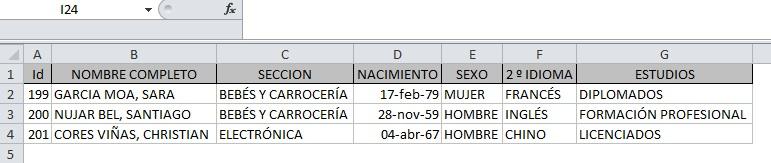 AÑADIR REGISTROS EN ACCESS DESDE EXCEL CON VBA2