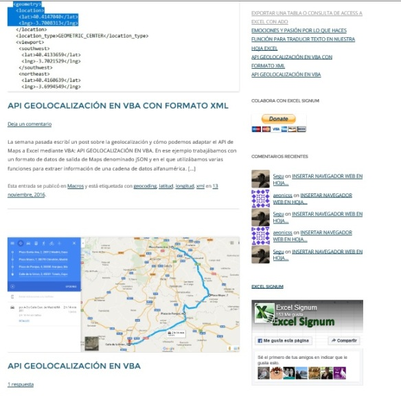 ENVIAR DATOS DESDE EXCEL A UNA PAGINA WEB – FORMULARIO