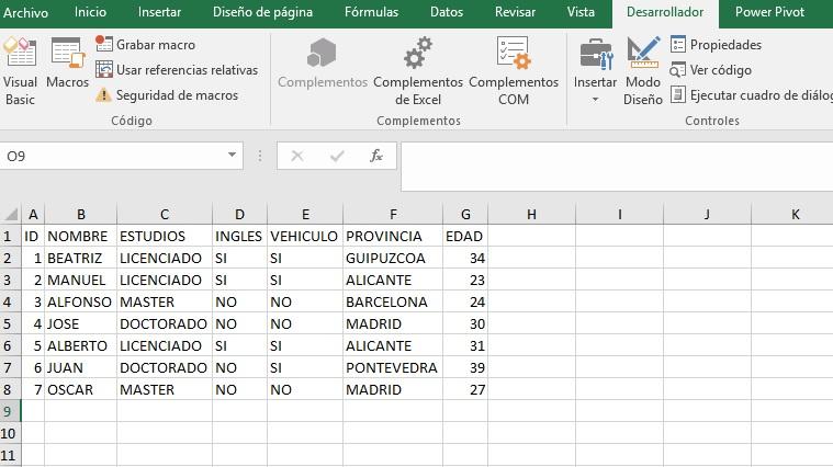 EXTRAER REGISTROS ÚNICOS CON UNA CONSULTA SQL USANDO DISTINCT1