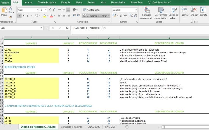TRABAJAR CON GRANDES BASES DE DATOS EN EXCEL1