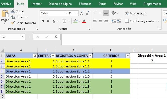 contar registros unicos con varios registros ii_1